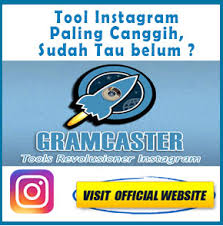 Gramcaster – Tools Revolusioner Instagram