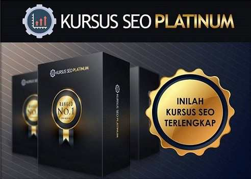 Kursus SEO Platinum 2017 new tutorial