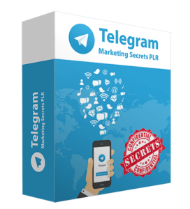 Telegram Marketing Secrets - naikkan Penghasilan online