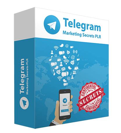 Telegram Marketing Secrets - naikkan Penghasilan online