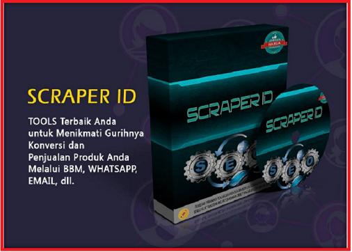 Download scraper ID tools