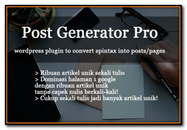 Post Generator Pro plugin review