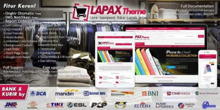 Lapax Theme Download