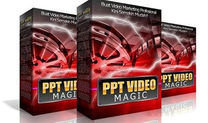 PPT Video Magic Diskon