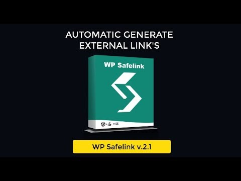 WP Safelink PLUGIN