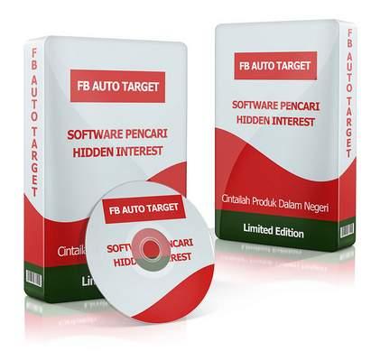 Fb Auto Target -Pencari Hidden Interest Facebook