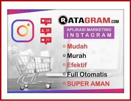 Ratagram Instagram marketing terbaru