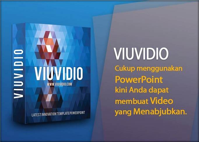 Viuvidio PowerPoint Template