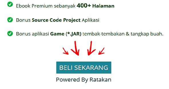 BELI EBOOK Greenfoot MEMBUAT GAME INTERAKTIF