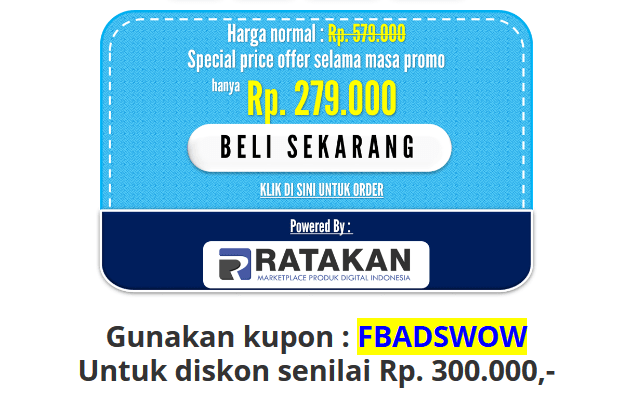 BELI FB ADS TEMPLATE BOSS PLR VERSION