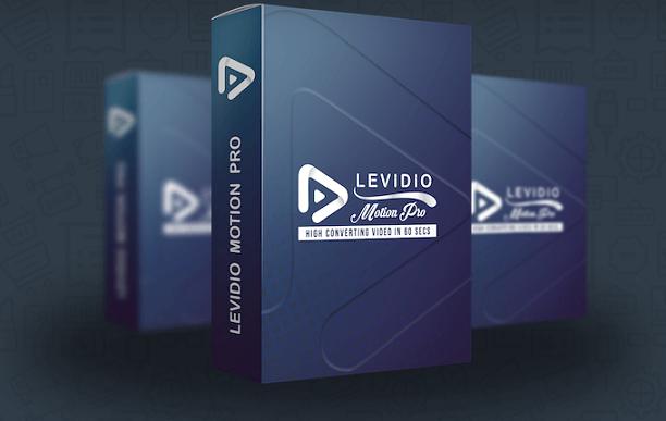 Levidio Motion Pro Bikin Video Animasi dalam hitungan Menit