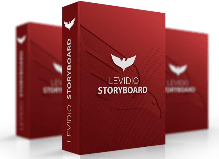Levidio Storyboard