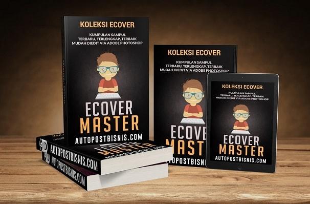 Ecover Master Koleksi Design Sampul Terlengkap dan terlengkap