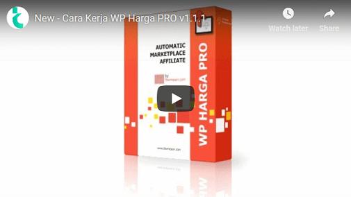 WP Harga PRO WordPress Plugins kupon diskon