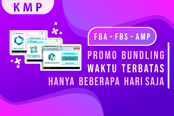 Ads Manager Pro, Fb Analytica, dan Fb Simpel Murah