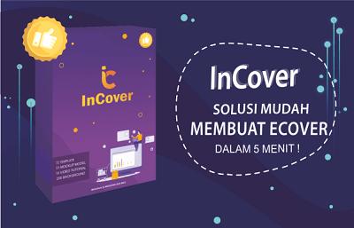InCover 70+ template Photoshop untuk Membuat Ecover Profesional