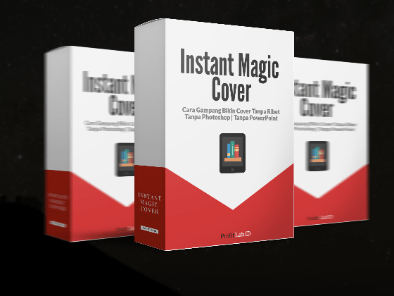 Instant Magic Cover