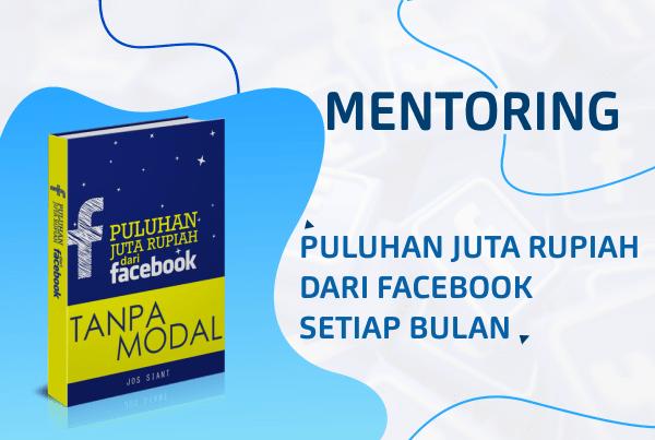 Puluhan Juta Rupiah dari Facebook TANPA MODAL-min