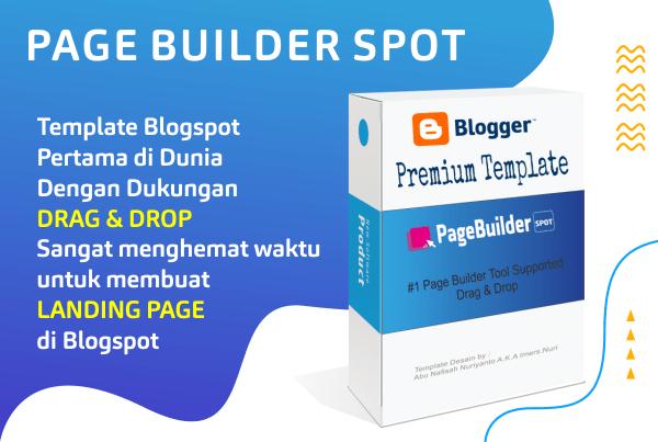 Template Blogspot Page Builder Spot-min