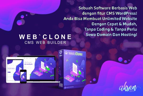 Web Clone CMS Web Builder-min