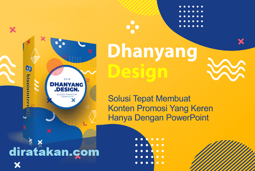 Dhanyang Design Video Template Promosi