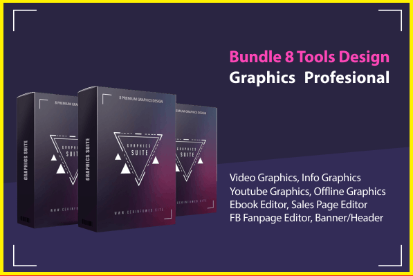 Graphics Suite 8 Tools Graphics Dalam 1 Tempat